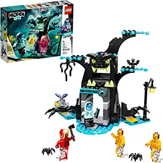 LEGO Hidden Side Welcome to The Hidden Side 70427 Ghost Toy, Cool Augmented Reality Play Experience for Kids, New 2020 (18...