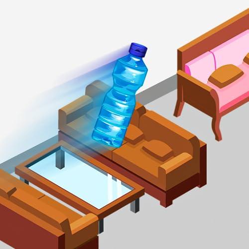 Flip Plastic Bottle : Bottle Flipping Challange