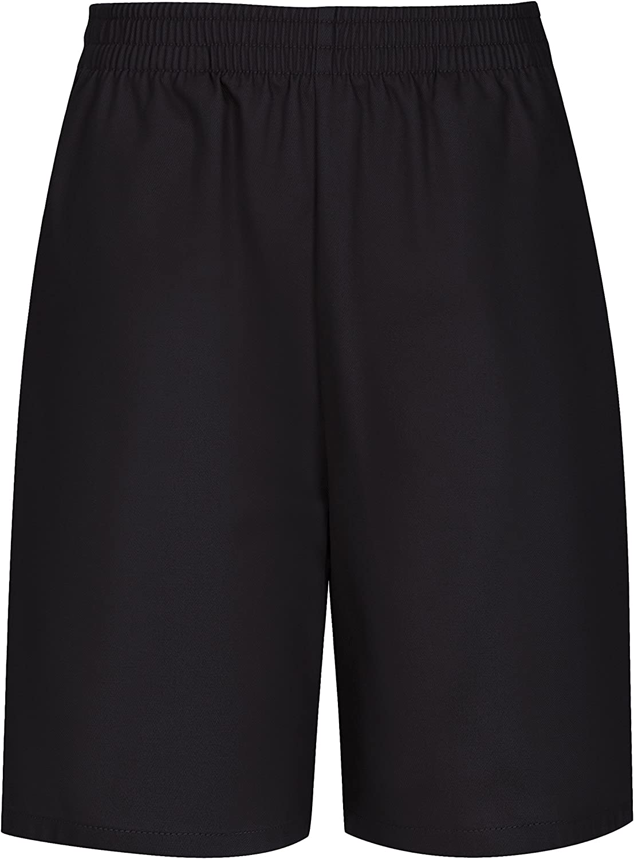 NWT Boy/'s Gymboree Outdoor Explorer white elastic waist shorts ~ 4 5 6 7 8
