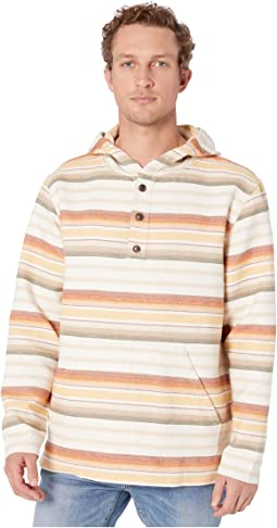 Tan/Brown Serape