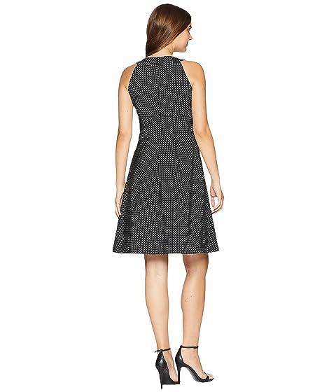 Dot West Mini Nine Dress Halter wFqSYWxf