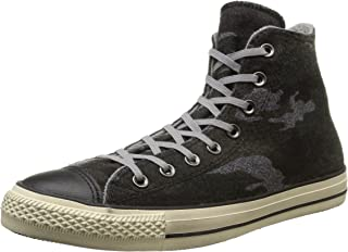 Converse, All Star Hi Felt Print Sneaker,Unisex Adulto