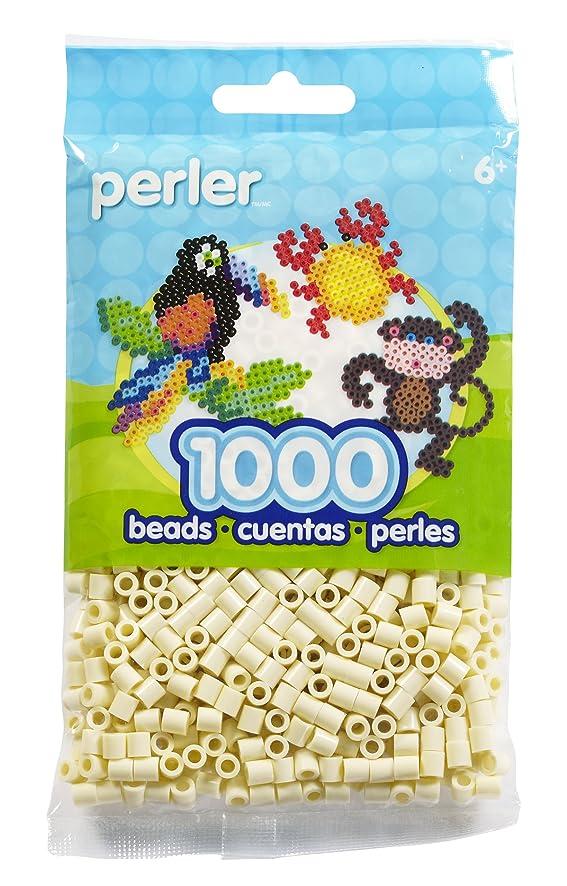 Perler Beads Crème Bag