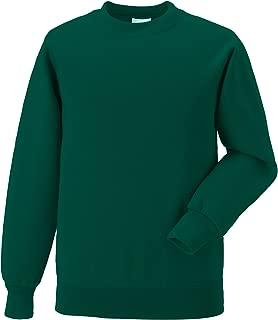 Schoolgear Childrens Little Boys Raglan Sleeve Sweatshirt