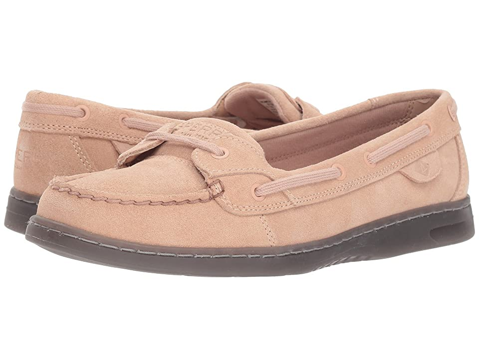 Sperry Angelfish Suede (Rose Dust) Women