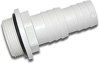 Urase 2 Crochets en plastique Arrosage /à leau Support de tuyau de jardin pour piscine Fixation au mur