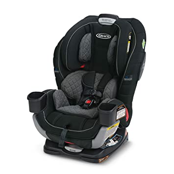 Graco Extend2Fit 3 in 1 Car Seat | Ride Rear Facing Longer with Extend2Fit, featuring TrueShield Side Impact Technology, Ion: image