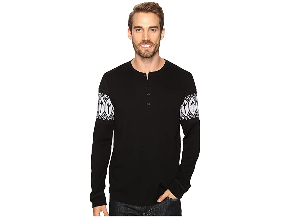 Dale of Norway Viking Basic Sweater (Black) Men