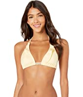 Verona Swimsuit Top - Triangle-Ruffle