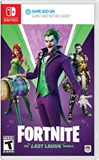 Fortnite: The Last Laugh Bundle (Nintendo Switch) - UAE NMC Version
