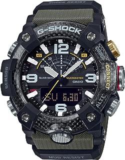 [カシオ] 腕時計 ジーショック Bluetooth 搭載 カーボンコアガード構造 GG-B100-1A3JF メンズ