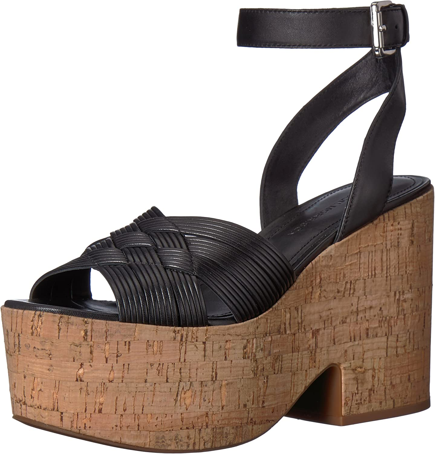 Sigerson Morrison Womens Becca Espadrille Wedge Sandal