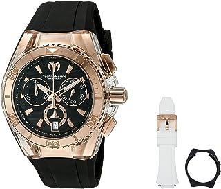 [テクノマリーン]TechnoMarine 腕時計 'Cruise Star' Swiss Quartz Stainless Steel Casual Watch TM-115045 [並行輸入品]