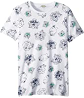 Kenzo Kids - Tee Shirt Tigers (Big Kids)