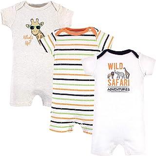 Hudson Baby Baby Shorts Romper