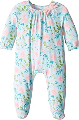 Floral Sleeper (Infant)