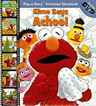 Elmo Says Achoo! With Animated DVD (Play-a-Story Animated Storybook)