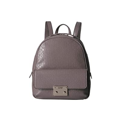 GUESS Tamra Small Backpack (Taupe) Backpack Bags