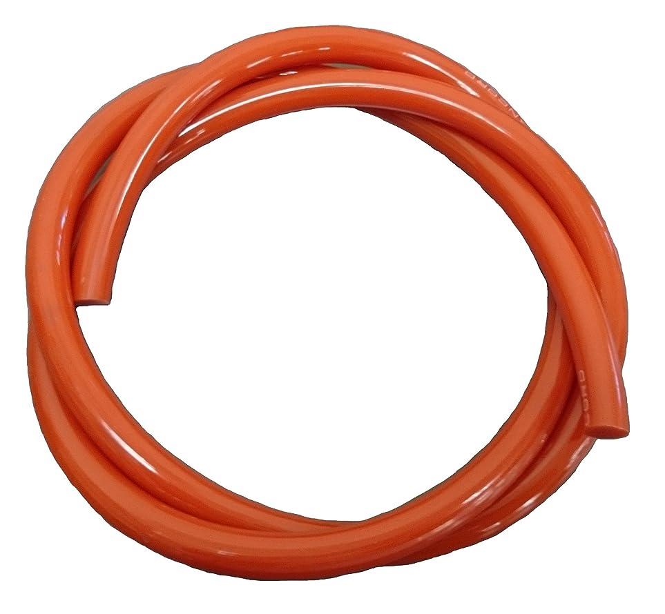 ジャグリングセミナー文明化バンドー化学 バンコード 137mm φ12#480オレンジ オープンエンド NO480-12-C137000