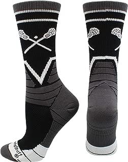 Lacrosse Victory Crew Socks
