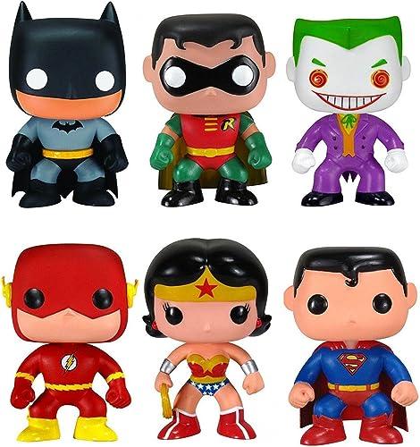 envío gratis Funko POP  DC Comics Mystery Pack - - - 6 Random Stylized Vinyl Figure Set NEW  para proporcionarle una compra en línea agradable