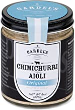 Gardel's Chimichurri Infused Organic Aioli Mayonnaise - Original