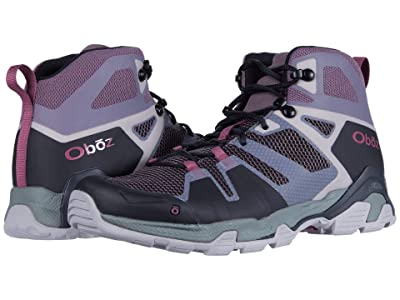 Oboz Arete Mid (Blush) Women