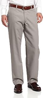 سروال من ليي للرجال بدون طيات أمامية ذو ملاءمة تقليدية ومريحة ويوفر الحرية الكاملة