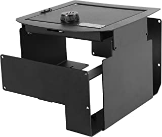Lock'er Down Console Safe with 4 Digit Combo, Keep Personal Items Secure and Organized in Car, Compatible With Sierra, Silverado, Suburban, Tahoe, Yukon, and Yukon XL