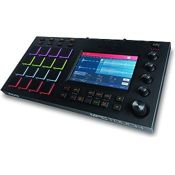 AKAI Professional 7インチタッチディスプレイ 音楽制作システム MPC TOUCH