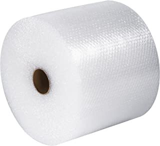Aviditi BWUP31648 Polyethylene UPSable Air Bubble Roll, 300' Length x 48