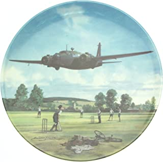 Bradford Exchange Royal Doulton Wellington Over The Boundary Heroes of The Sky Plate CP671