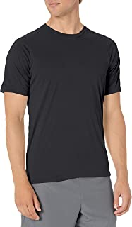 Hurley Men's Nike Dri-fit Short Sleeve Sun Protection +50 UPF Rashguard