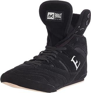 Everlast Lo Top Lo-Top Noir Chaussures de boxe basses mixte