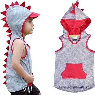 dino hoodie toddler