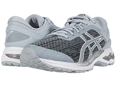 ASICS GEL-Kayano(r) 26 (Piedmont Grey/Sheet Rock) Women