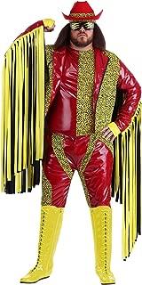 Macho Man Randy Savage Plus Size Costume WWE Costume