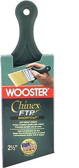 3 Inch Wooster Paintbrush 4412-3 Chinex FTP Flat Sash Paintbrush
