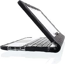 Gumdrop Cases Droptech Chromebook Case for HP Chromebook 11 G5 EE Rugged Shock Absorbing Cover Black/Black 1FX82UT, 1FX83UT, 1BS77UT, 1BS76UT
