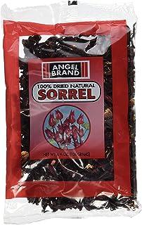 Super Food Angel Brand Dried Sorrel 4.5 oz (1 Pack)