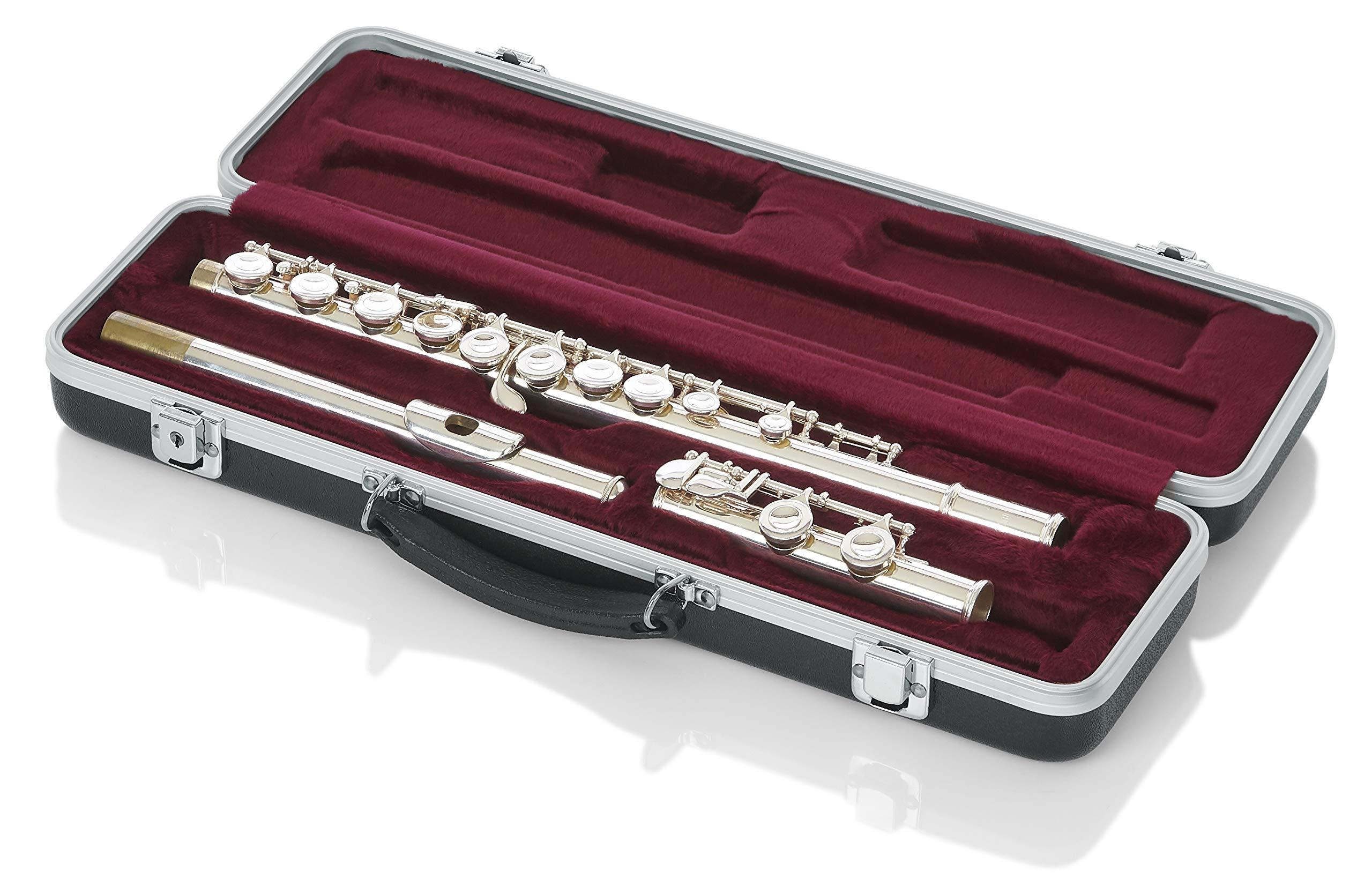 GATOR GC-FLUTE-B/C - Estuche para flauta travesera (interior moldeado): Amazon.es: Instrumentos musicales