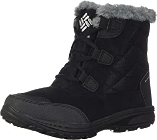Women's Ice Maiden Shorty Winter Boot, Waterproof Leather