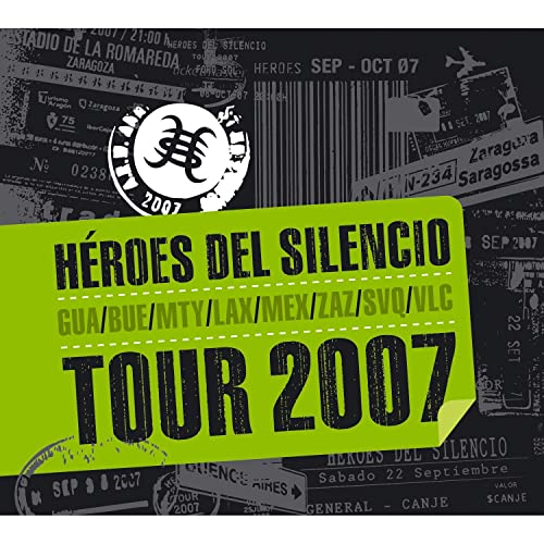 En Brazos De La Fiebre Live By Héroes Del Silencio On Amazon Music