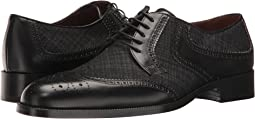Etro - Wool/Leather Oxford