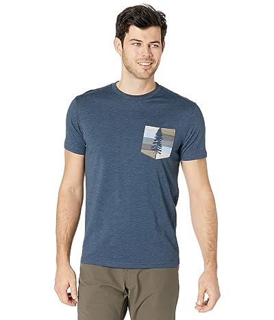 tentree Spruce Stripe Pocket T-Shirt