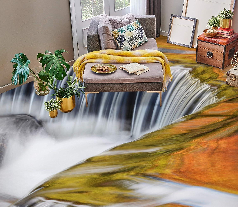 AJ WALLPAPER Over item handling 3D Waterfall 3579 Wallpaper Murals Floor Wall High quality new Print
