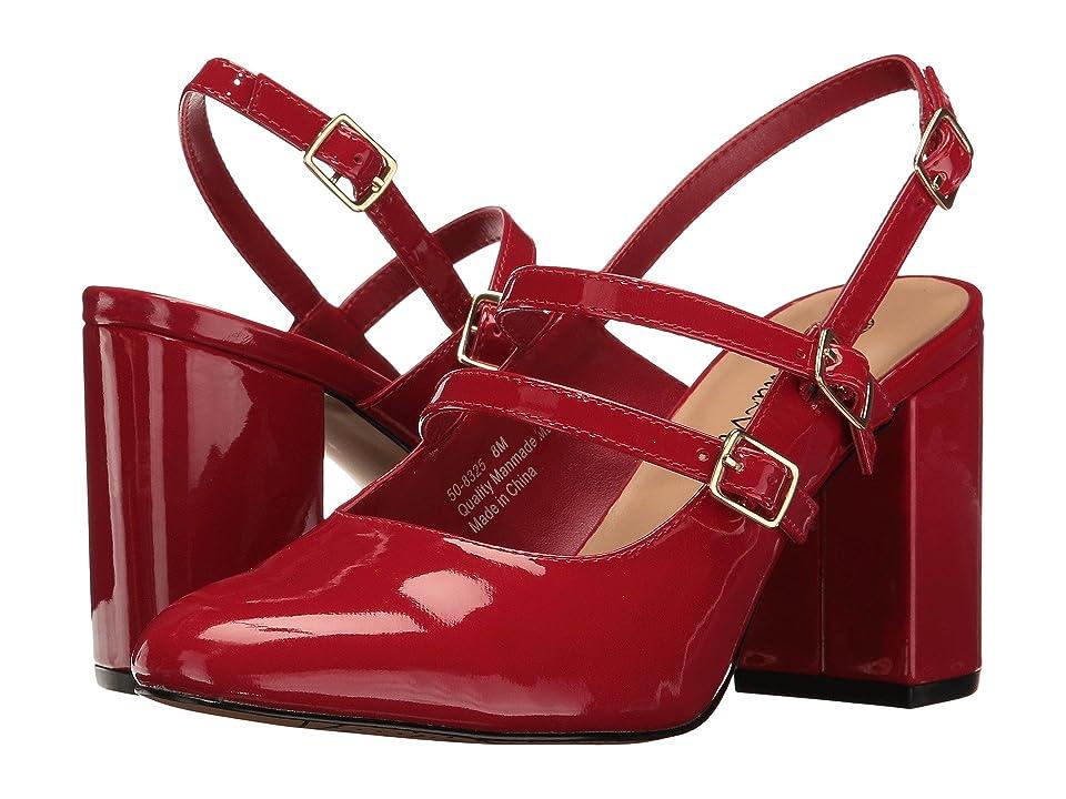 Bella-Vita Nessa II (Red Patent) High Heels