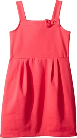 Ponte Bow Dress (Toddler/Little Kids/Big Kids)