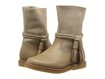 Elephantito Parker Bootie with Tassels (Toddler/Little Kid/Big Kid) (Beige) Girl