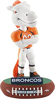 Forever Collectibles Denver Broncos Mascot Denver Broncos Baller Special Edition Bobblehead NFL